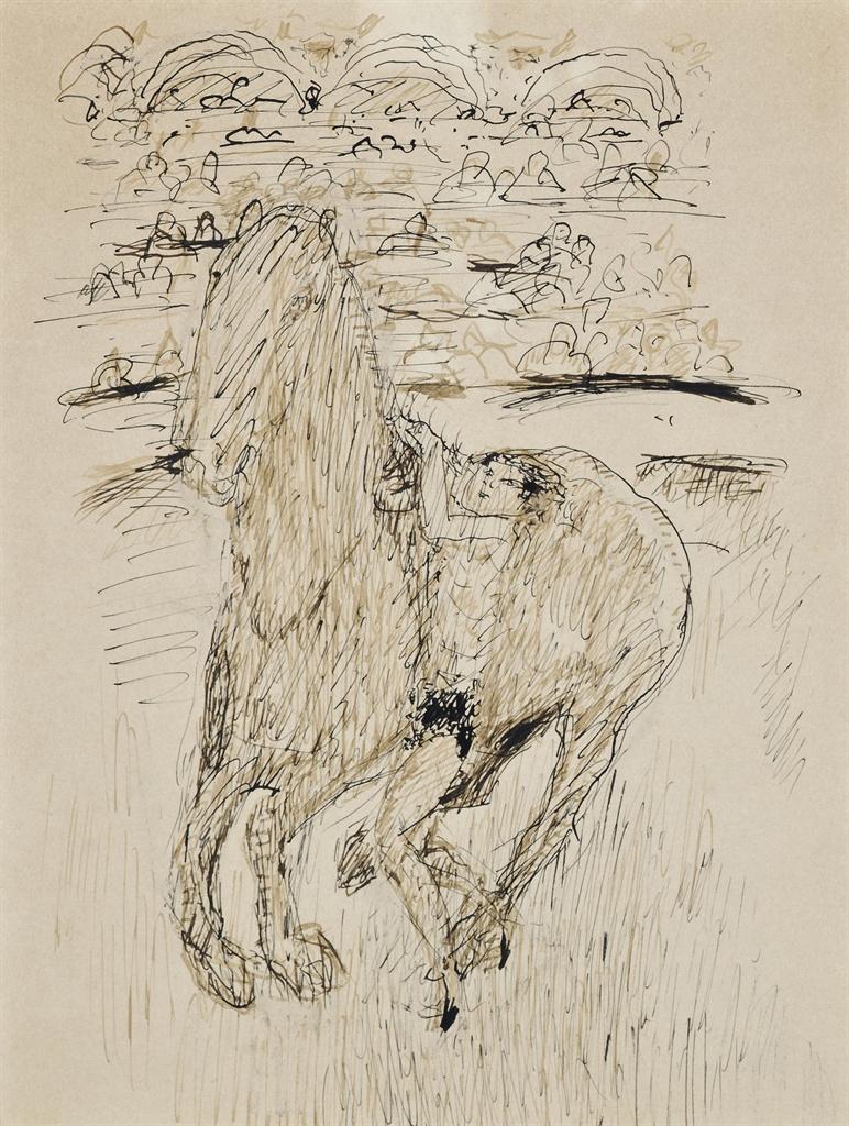 Pierre Bonnard-L'Ecuyere-