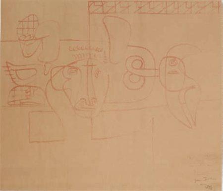 Le Corbusier-Taureau-1956