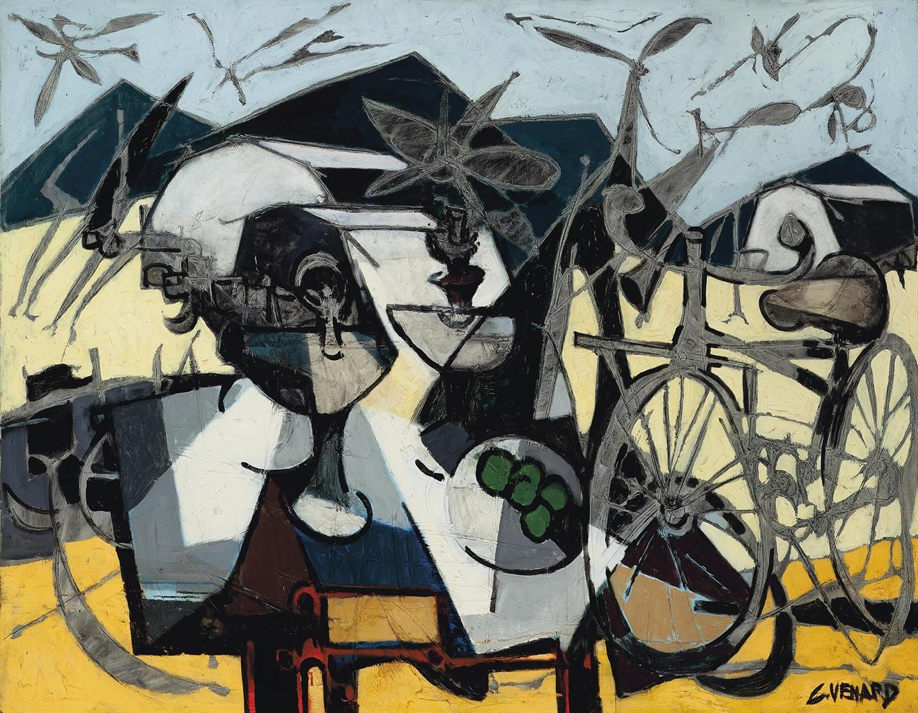 Claude Venard-Les vacances-