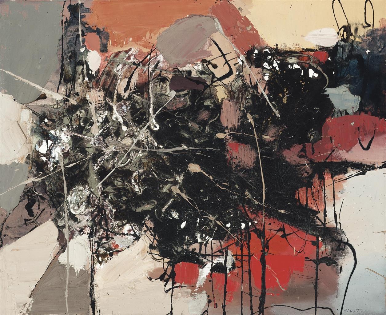 Tadeusz Kantor-Untitled-1959