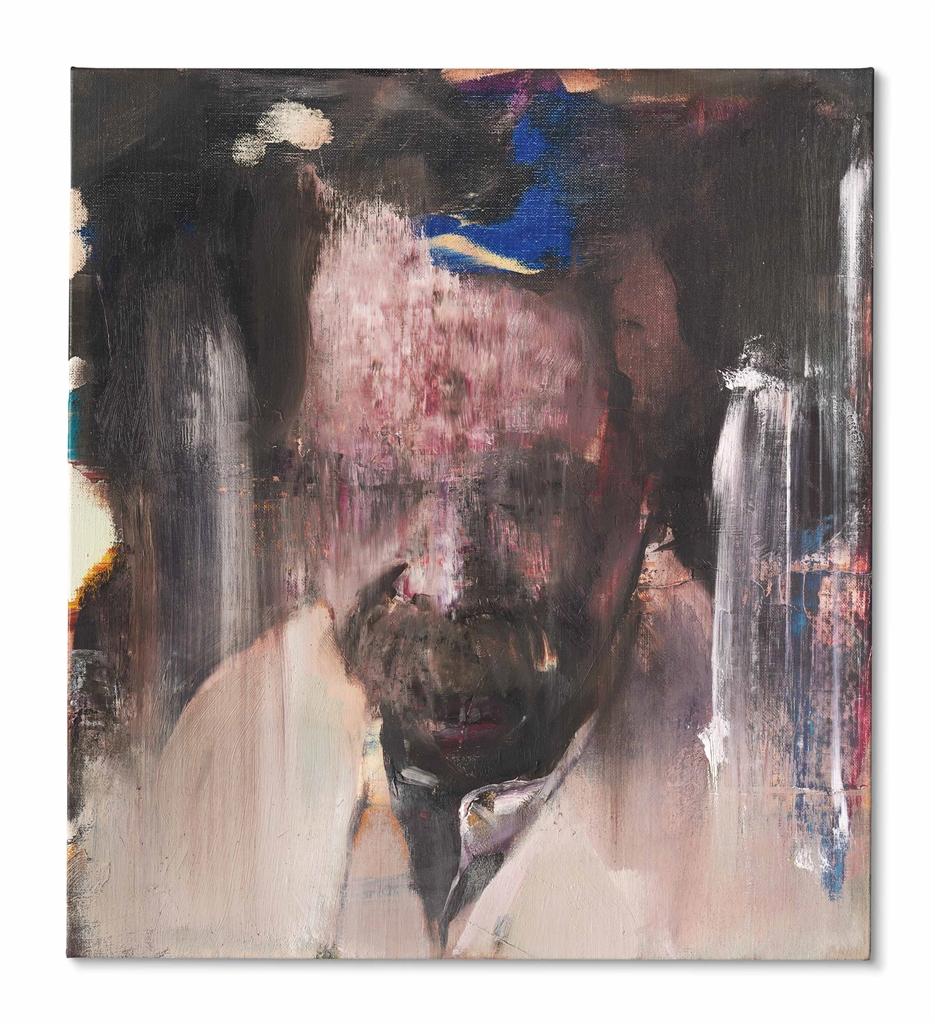 Adrian Ghenie-Dr. Mengele-2011