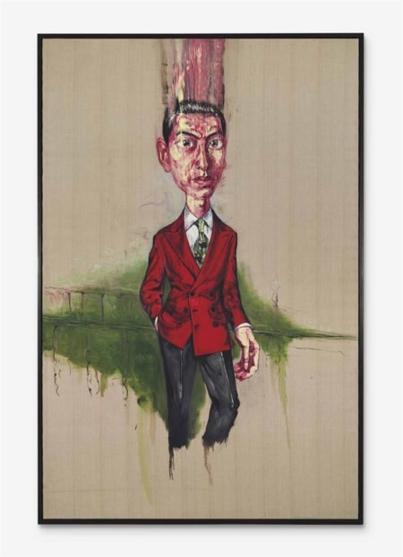Zeng Fanzhi-Untitled-2003