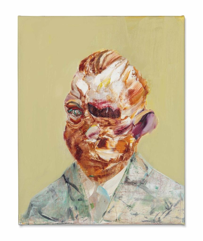 Adrian Ghenie-Lidless Eye-2015