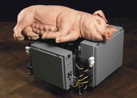 Paul McCarthy-Mechanical Pig-2005
