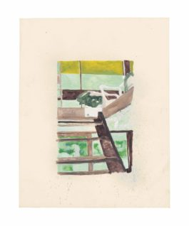 Peter Doig-Briey Interior - Unite d'habitation-1996
