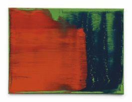 Gerhard Richter-Grun-Blau-Rot (fur Parkett 35) ((Green-Blue-Red) for Parkett 35)-1993