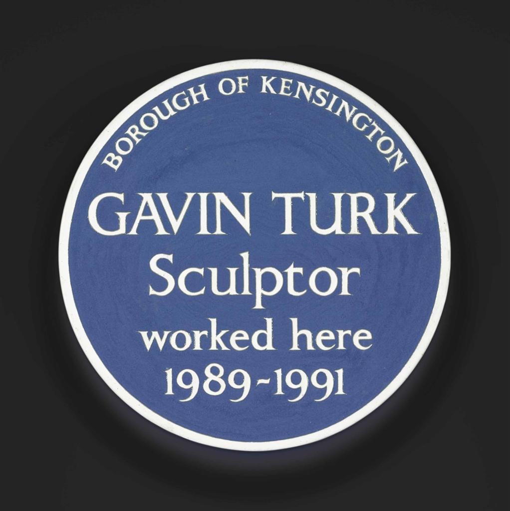 Gavin Turk-Cave-1997