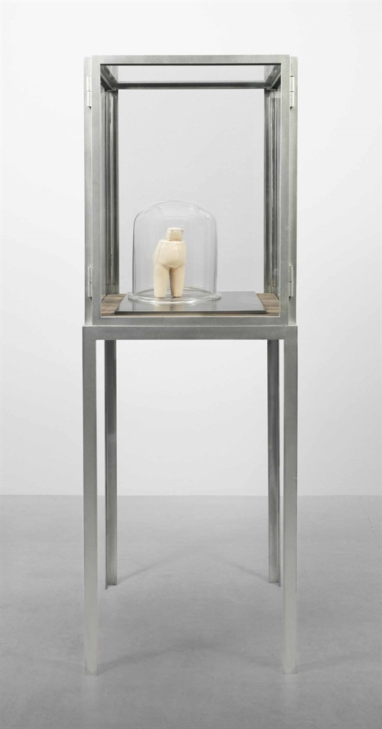 Louise Bourgeois-Geometry and Youth-2004
