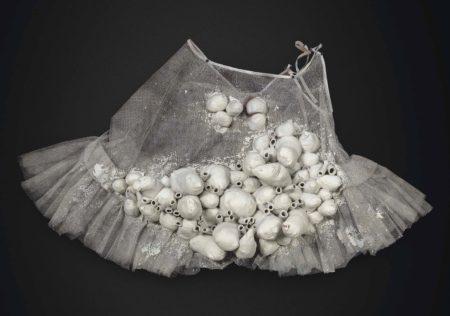 Yayoi Kusama-Macaroni Dress-1963