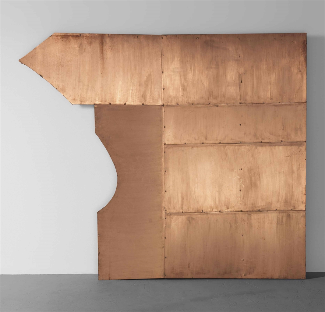 Danh Vo-We The People (detail)-2011