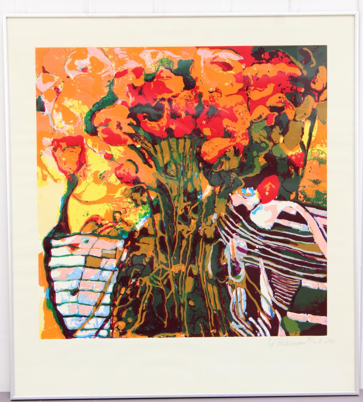 Kees van Bohemen-Feast and Flowers-1976