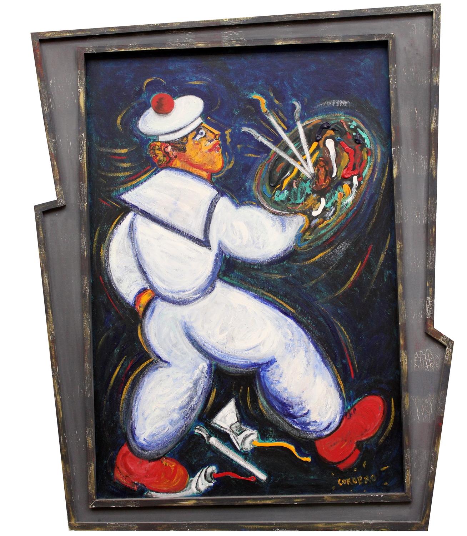 Horacio Cordero-Le marin peintre-1985