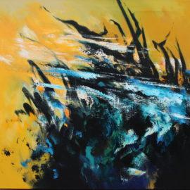 Mattie Schilders-Formative Power of Water