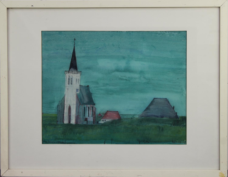Henk de Vos-Den Hoorn, Texel-