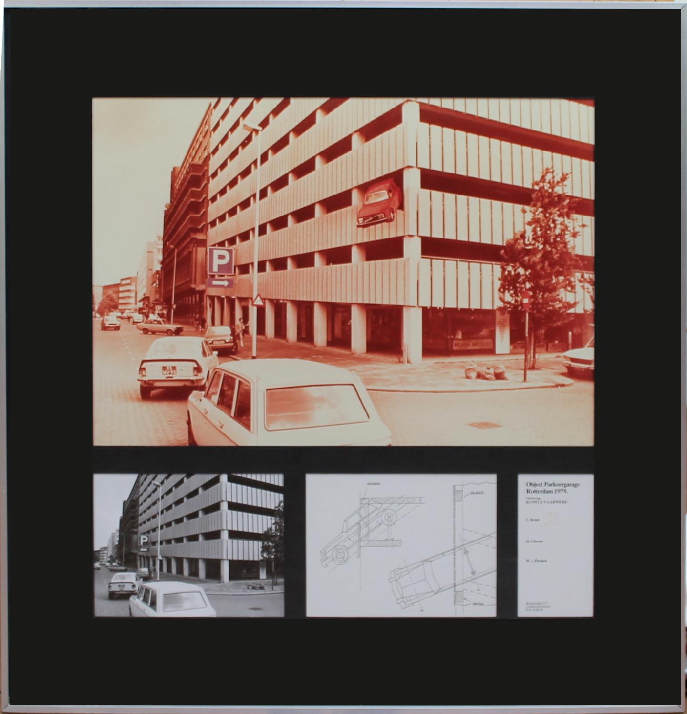 Kunst & Vaarwerk-Property Parking garage-1979