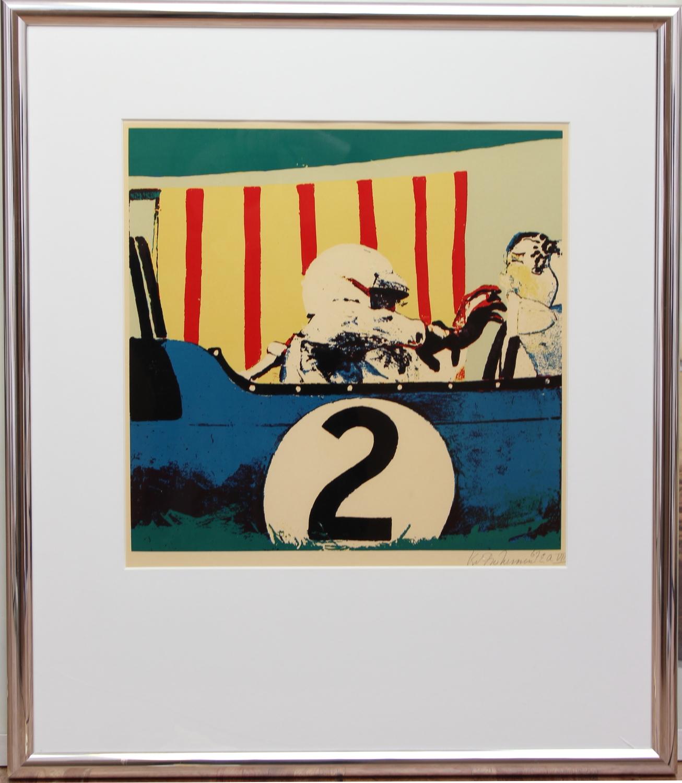 Kees van Bohemen-No. 2 and Circuit-1967