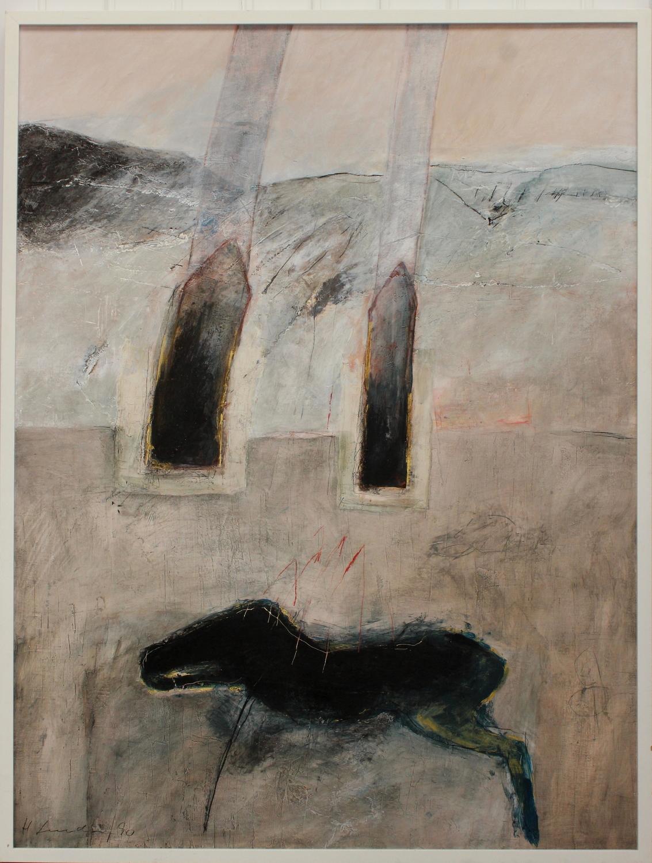 Hans Sieverding-Untitled-1990