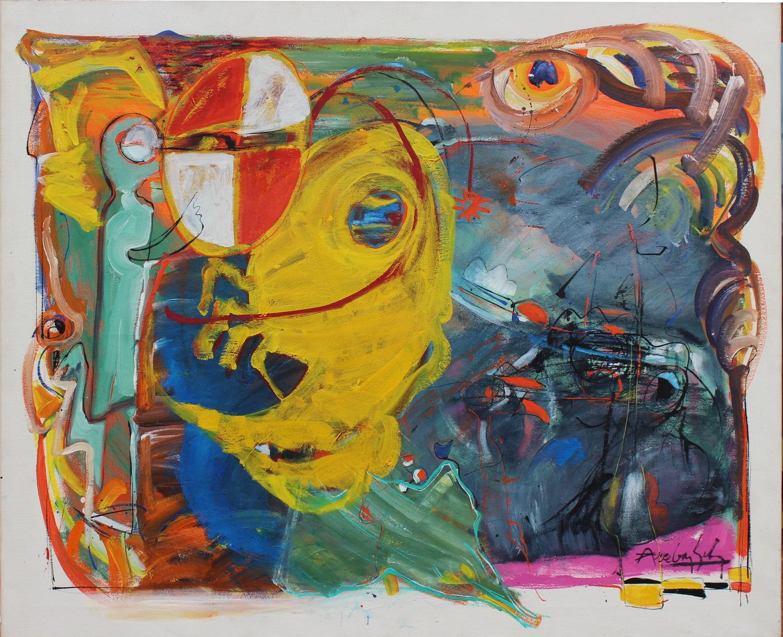 Arie van Selm-Untitled-1985