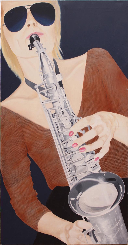 Bertus Weeda-Saxophone-