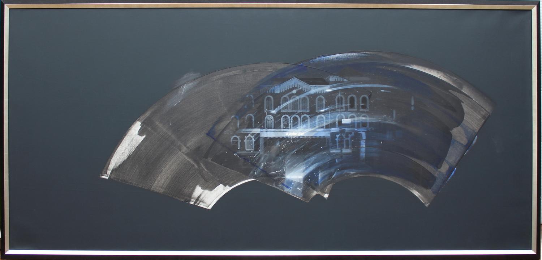 Hans Boer-Gatehouse Rotterdam-1981