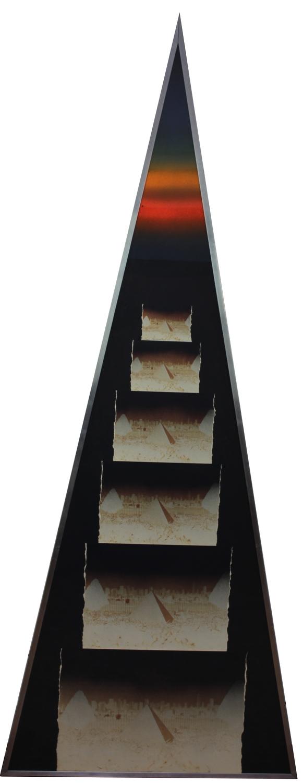 Cor Kraat-Self Made Pyramid-1977