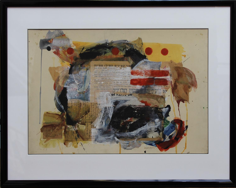 Sam Middleton-Untitled-1963