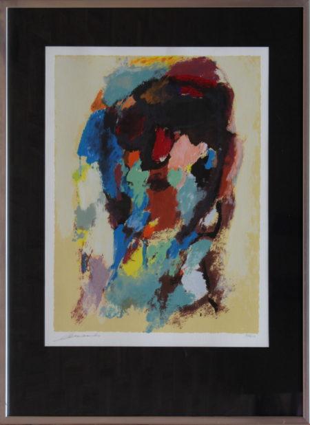 Eugene Brands-Self Portrait-