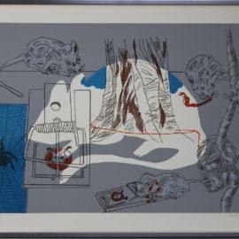 Jacob Zekveld-Beware of the mouse-1989
