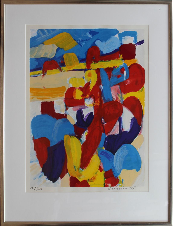 Jan Cremer-Tulips-1996