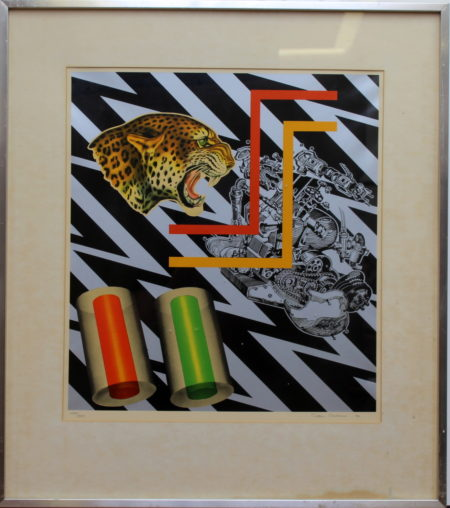 Peter Phillips-Lioness-1970