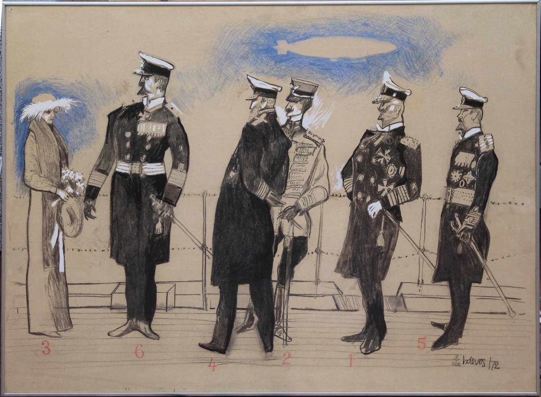 Henk de Vos-Admirals-1972