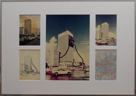 Kunst & Vaarwerk-Gas Shell Building-1977