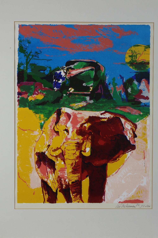 Kees van Bohemen-Safari-1976