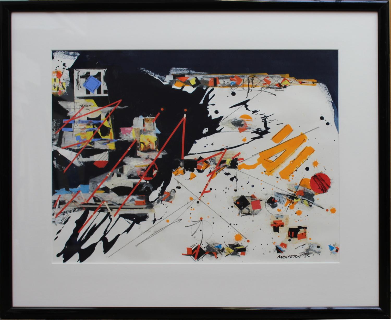 Sam Middleton-Untitled-1986