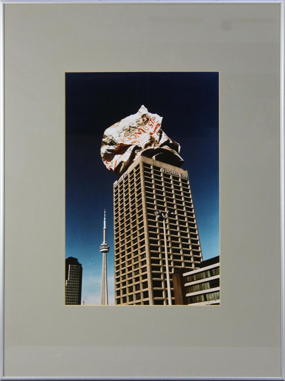 Kunst & Vaarwerk-Untitled (cheese cubes); Untitled (RCA); Untitled (Cheese Pillar); Untitled (Checkerboard); Untitled (Paper Prop); Untitled (Kleinpolderplein)-