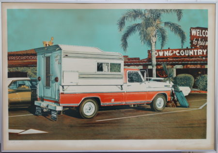 Ralph Goings-Camper-