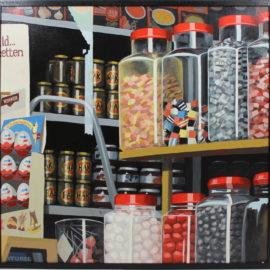 Helen van der Veen-Candy Stag