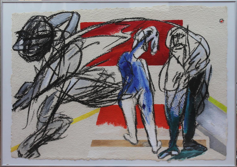 Jacqueline de Jong-Upstairs downstairs-1987
