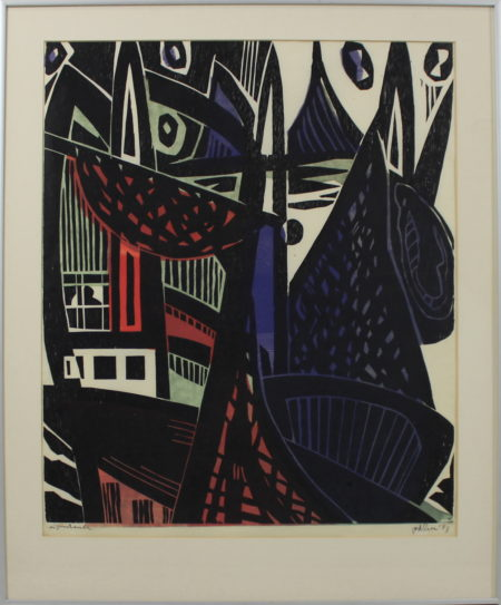 Jan van der Zee-Untitled-1963