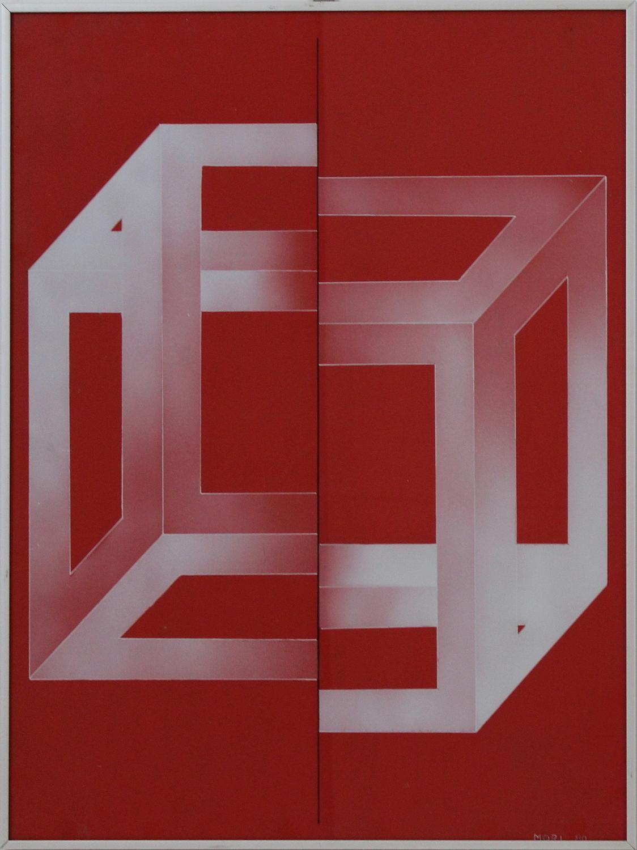Mitsouko Mori-Cube 2-1980