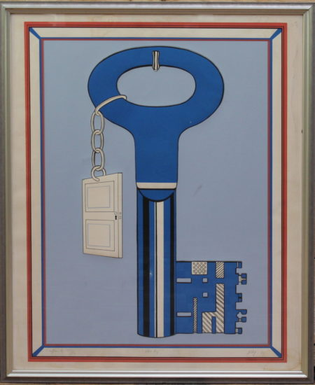 Ton Klop-The Key-1969