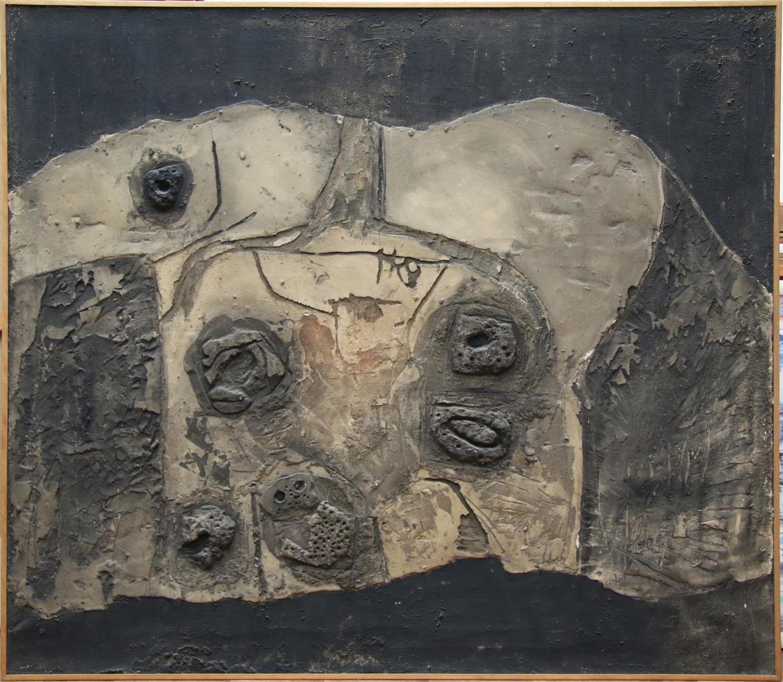 Shlomo Koren-Landscape-1962