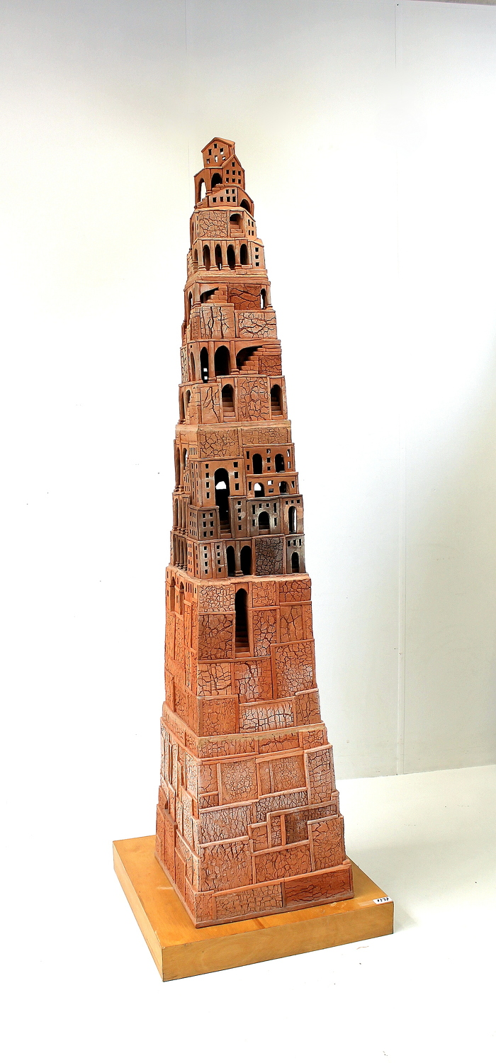 Arie Bouter-Tower-