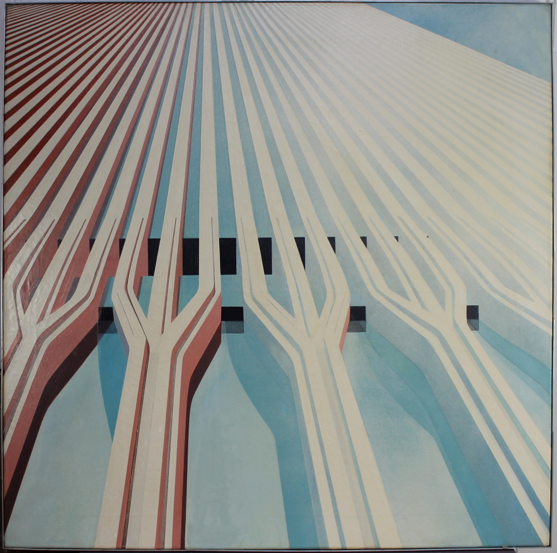 Rits van Kooten-WTC detail V-1976