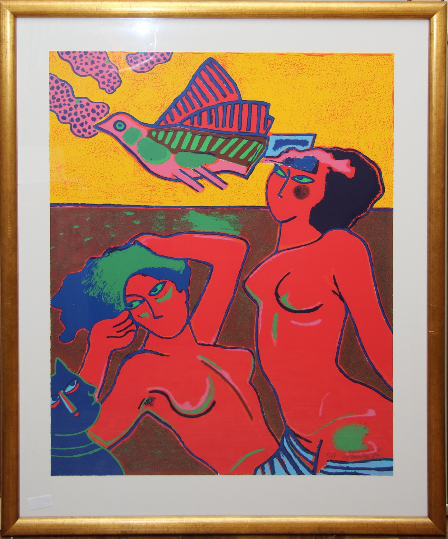 Corneille-Femmes de l'ete-1987