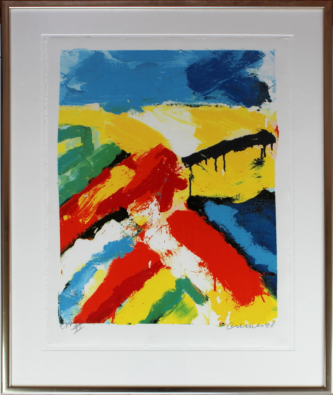 Jan Cremer-Red Mountain Red-1998