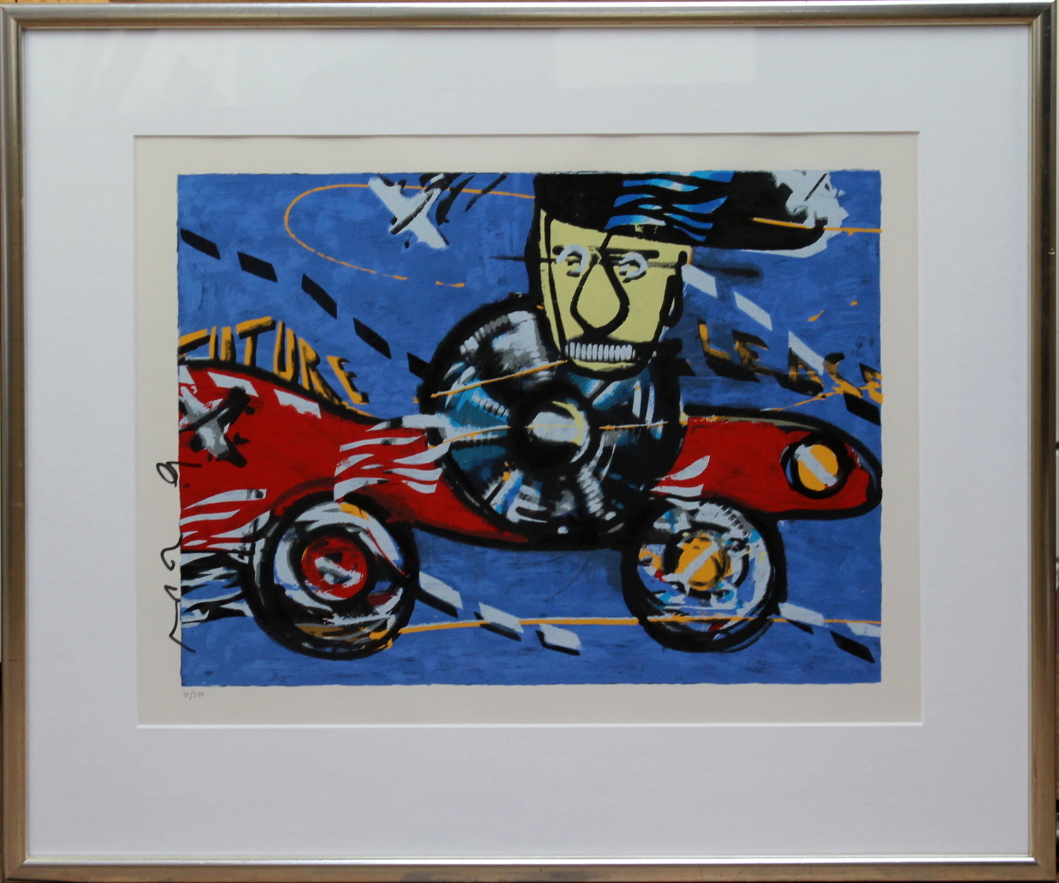 Herman Brood-Race-