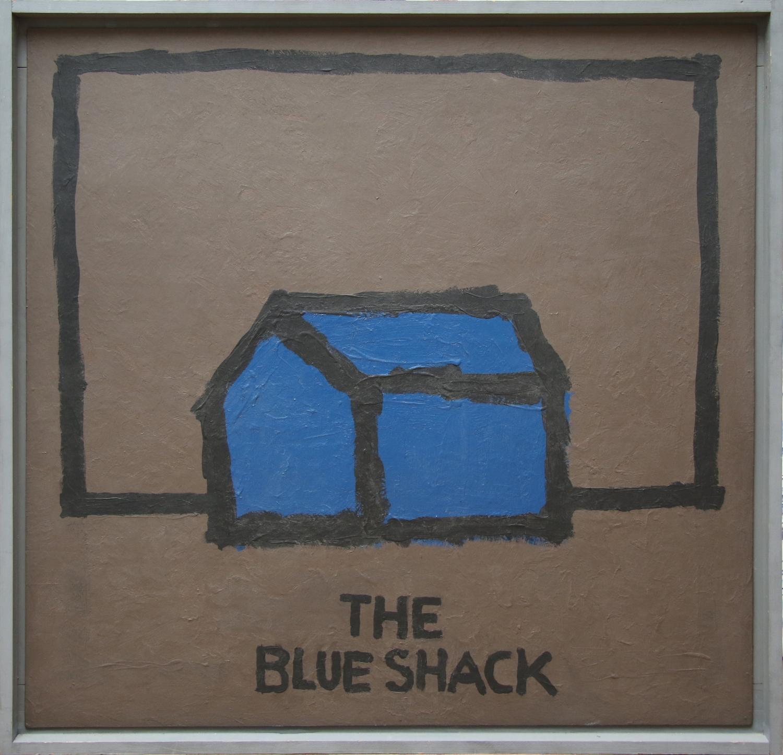 Mark Brusse-The blue shack-1986