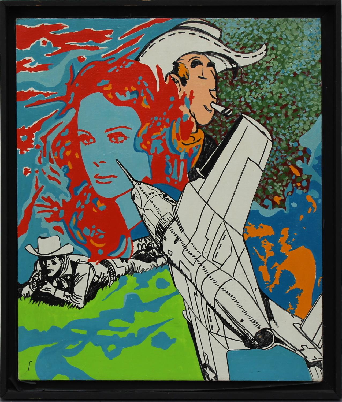 Jose Goemaere-Cartoon I-1969