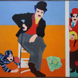 Jacob Zekveld-Charlie Chaplin
